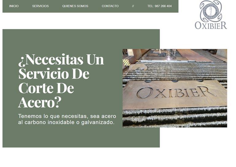 Web Oxicorte