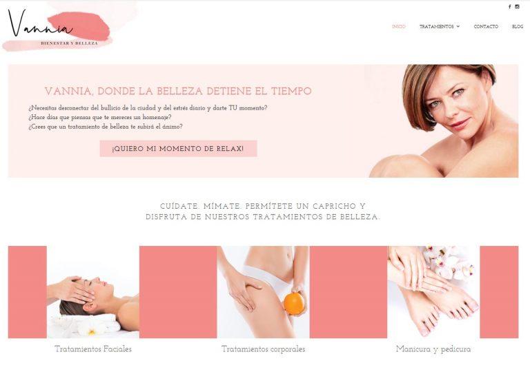 Portfolio Diseño Web Delsil